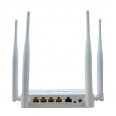 Роутер Wi-Fi WE1626 с прошивкой от Zyxel Keenetic Omni II