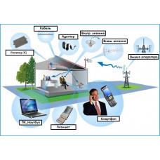 Установка усилителя сотовой связи