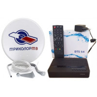Комплект ТРИКОЛОР ТВ с ресивером DTS54(DTS53L)