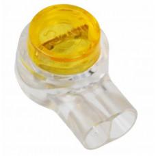 Соединитель одножильный (Скотчлок), для жил 0,4-0,9 мм