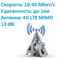 Комплект интернета скорость до 30Мбит/с 1км